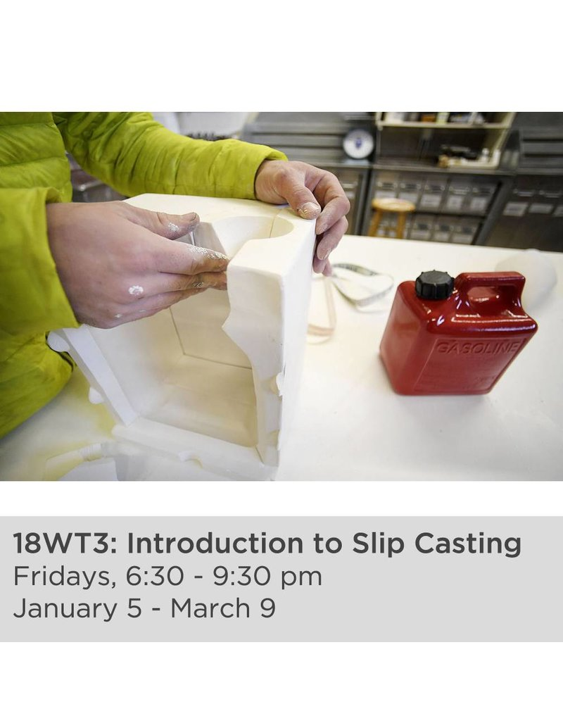 NCC Introduction to Slip-Casting