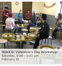 NCC 14th Annual Valentine's Day Workshop