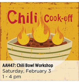 NCC Chili Bowl Workshop