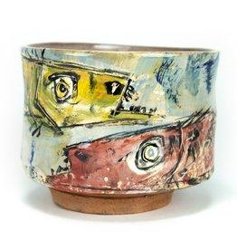 Ron Meyers 18APF Tea bowl