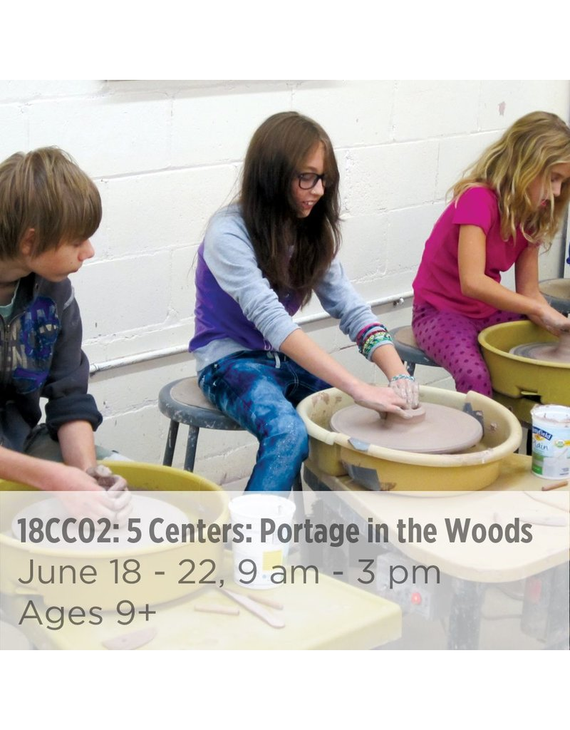 NCC 5 Centers: Portage in the Woods