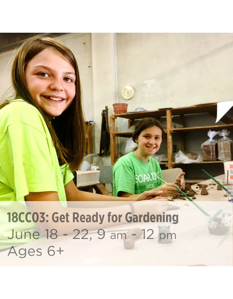 NCC Get Ready for Gardening