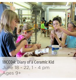 NCC Cancelled: Diary of a Ceramic Kid