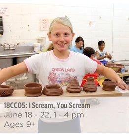 NCC SOLD OUT: I Scream, You Scream