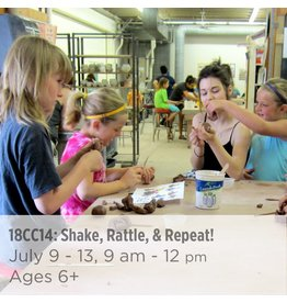 NCC Merged with 18CC15: Shake, Rattle, & Repeat!