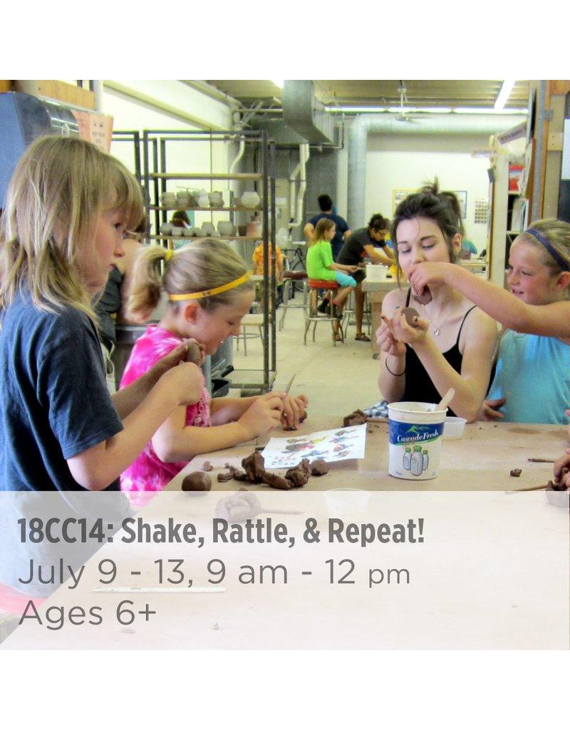 NCC Shake, Rattle, & Repeat!