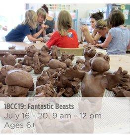 NCC Fantastic Beasts