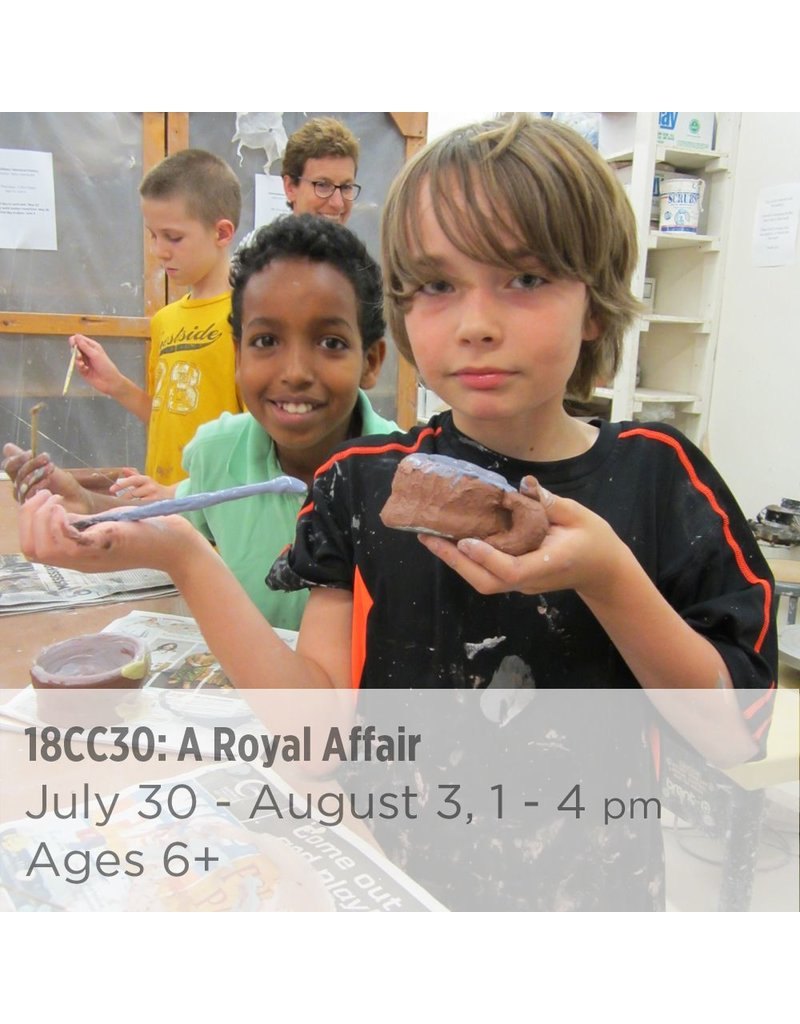 NCC A Royal Affair