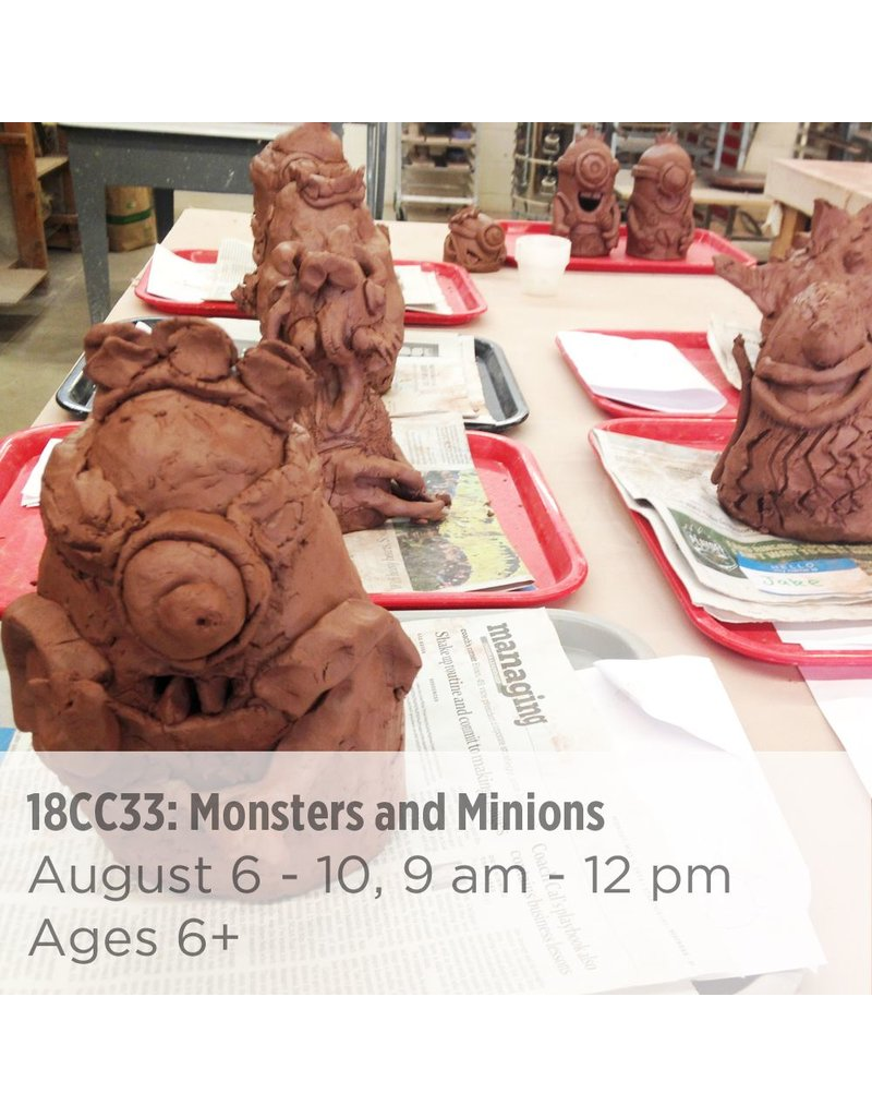 NCC Monsters and Minions