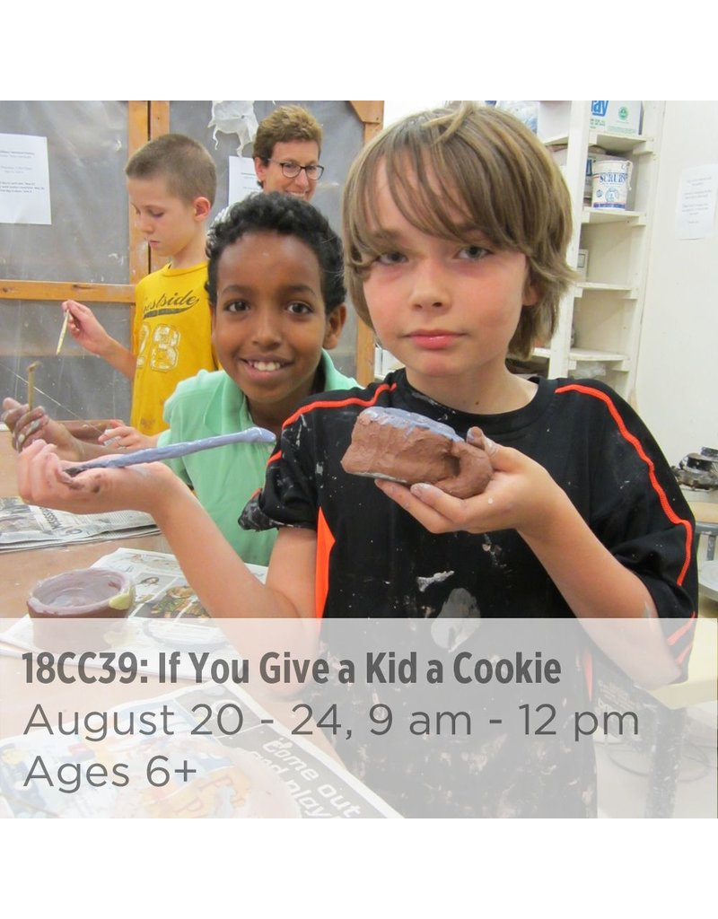 NCC If You Give a Kid a Cookie