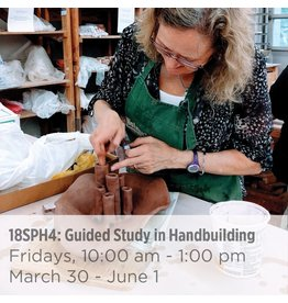 NCC Guided Study in Handbuilding