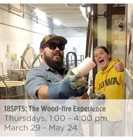 NCC The Wood-fire Experience - Full Class