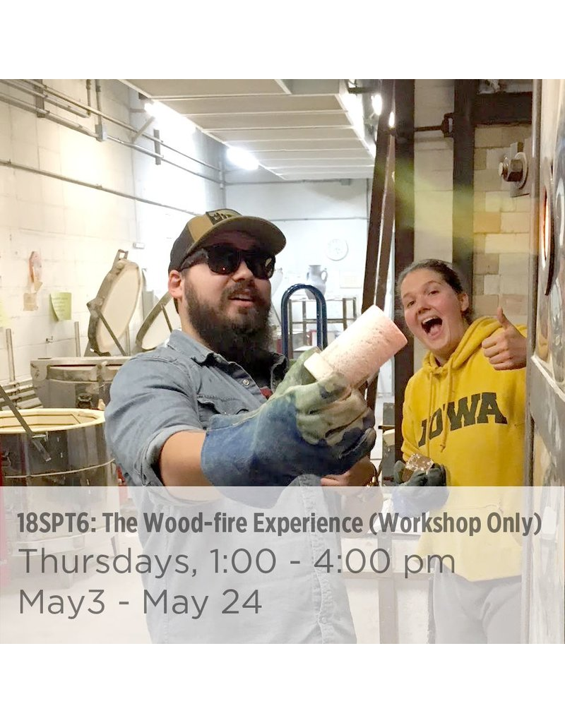 NCC The Wood-fire Experience - Workshop