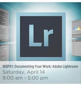 NCC CANCELLED: Documenting Your Work: Adobe Lighroom