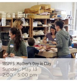 NCC WAITLIST: Mothers Day in Clay