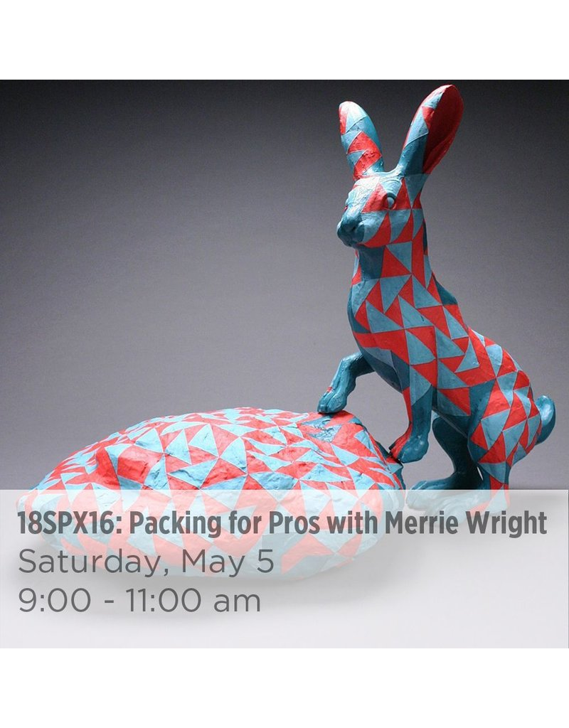 NCC Packing for Pros with Merrie Wright