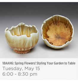 NCC Spring Flowers! Styling your Garden to Table