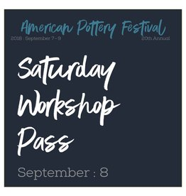 APF Saturday Workshop Pass