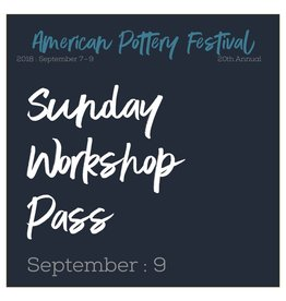 APF Sunday Workshop Pass