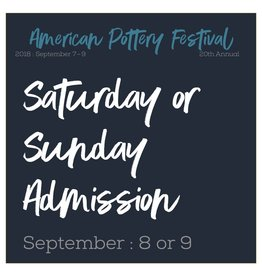 APF Sat or Sun Admission