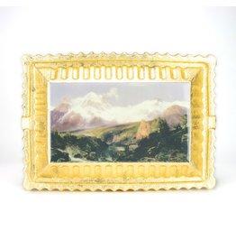 Evan Hauser Preservation & Use (The Teton Range, Thomas Moran, 1897)