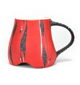 Large Footed Mug