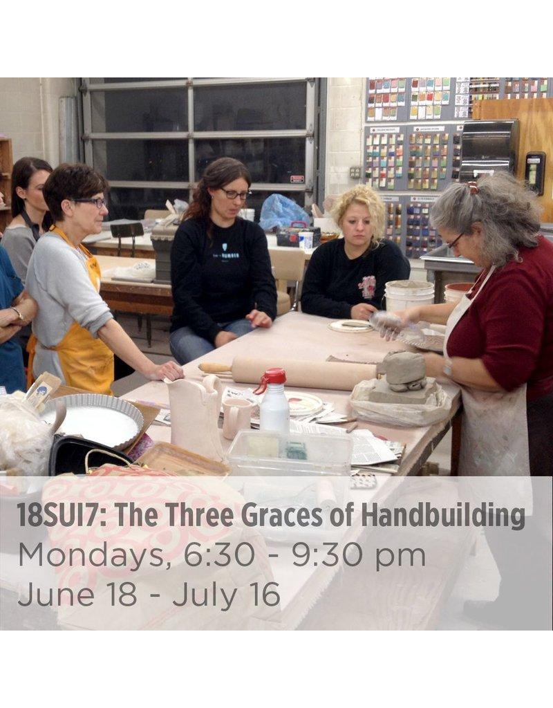 NCC The Three Graces of Handbuilding
