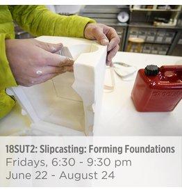 NCC Slipcasting: Forming Foundations