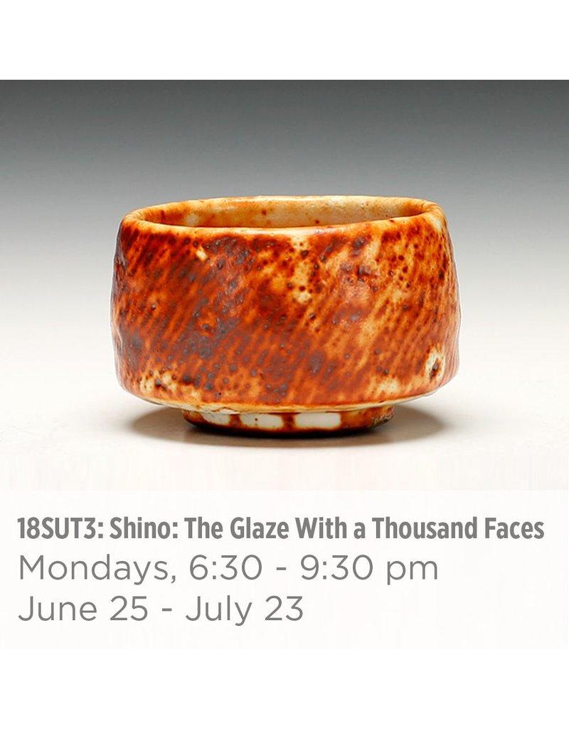 NCC Shino: The Glaze With a Thousand Faces