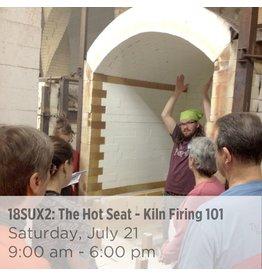 NCC The Hot Seat – Kiln Firing 101