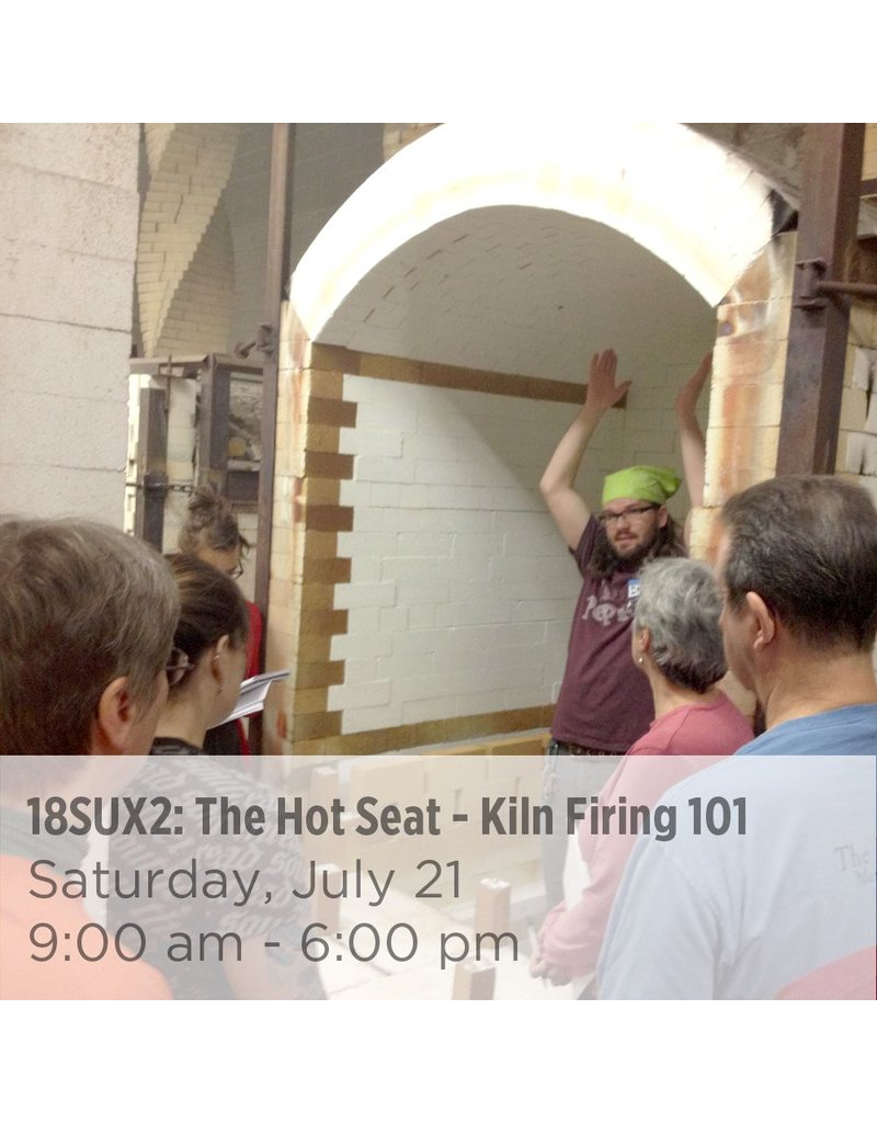 NCC The Hot Seat – Kiln Firing 101