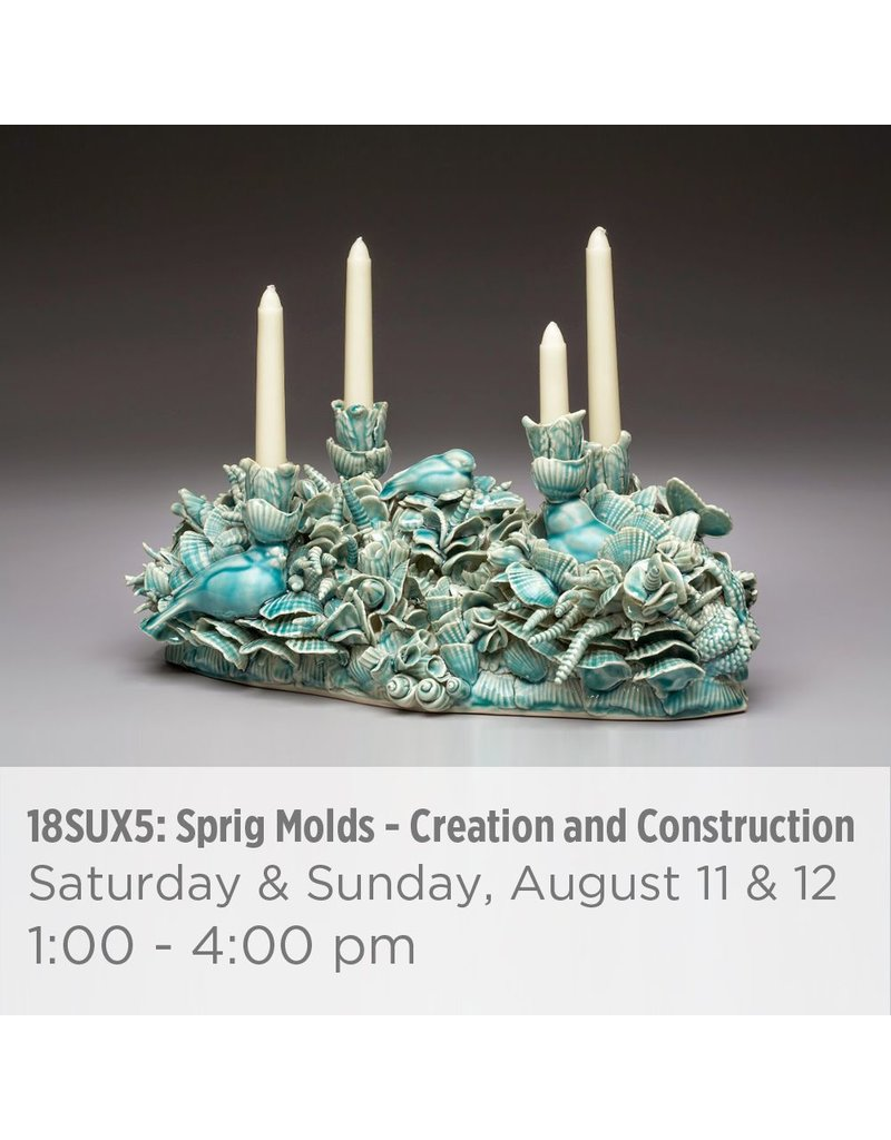 NCC Sprig Molds – Creation and Construction