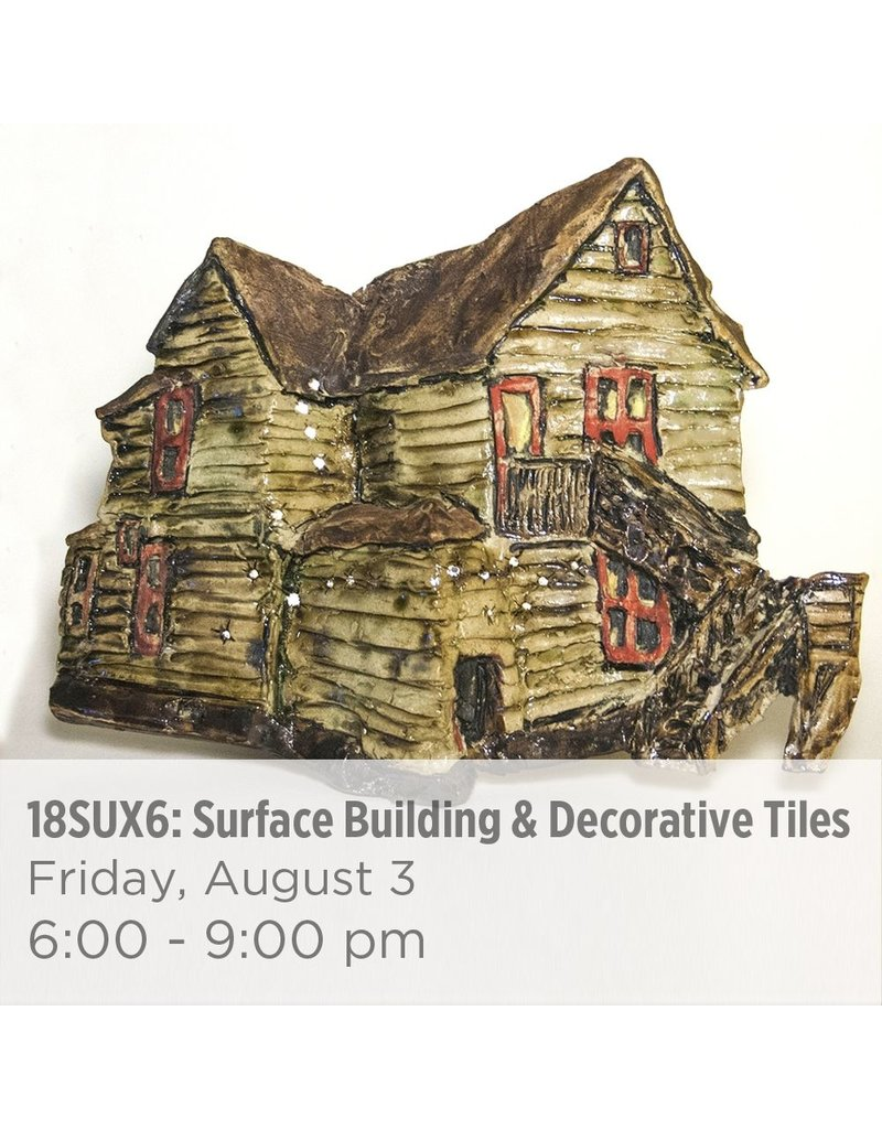 NCC Surface Building and Decorativie Tiles