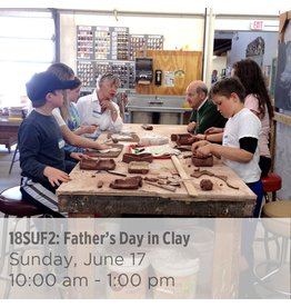 NCC Cancelled: Father's Day in Clay
