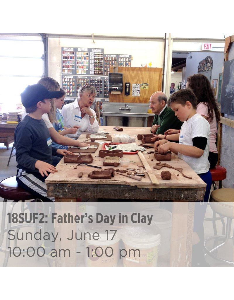 NCC Father's Day in Clay