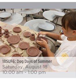 NCC Dog Days of Summer