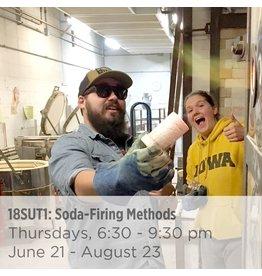 NCC Soda-Firing Methods