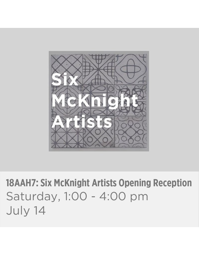 NCC Six McKnight Artists Opening Reception