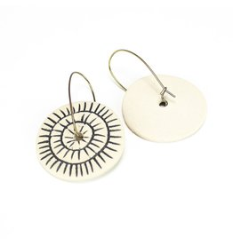 Tricia Schmidt Day spoke earring