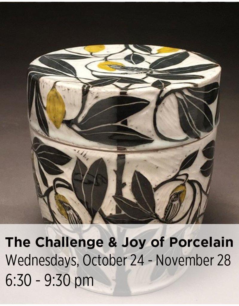 NCC The Challenges & Joys of Porcelain