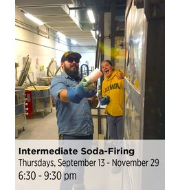 NCC Waitlist: Intermediate Soda-Firing Methods