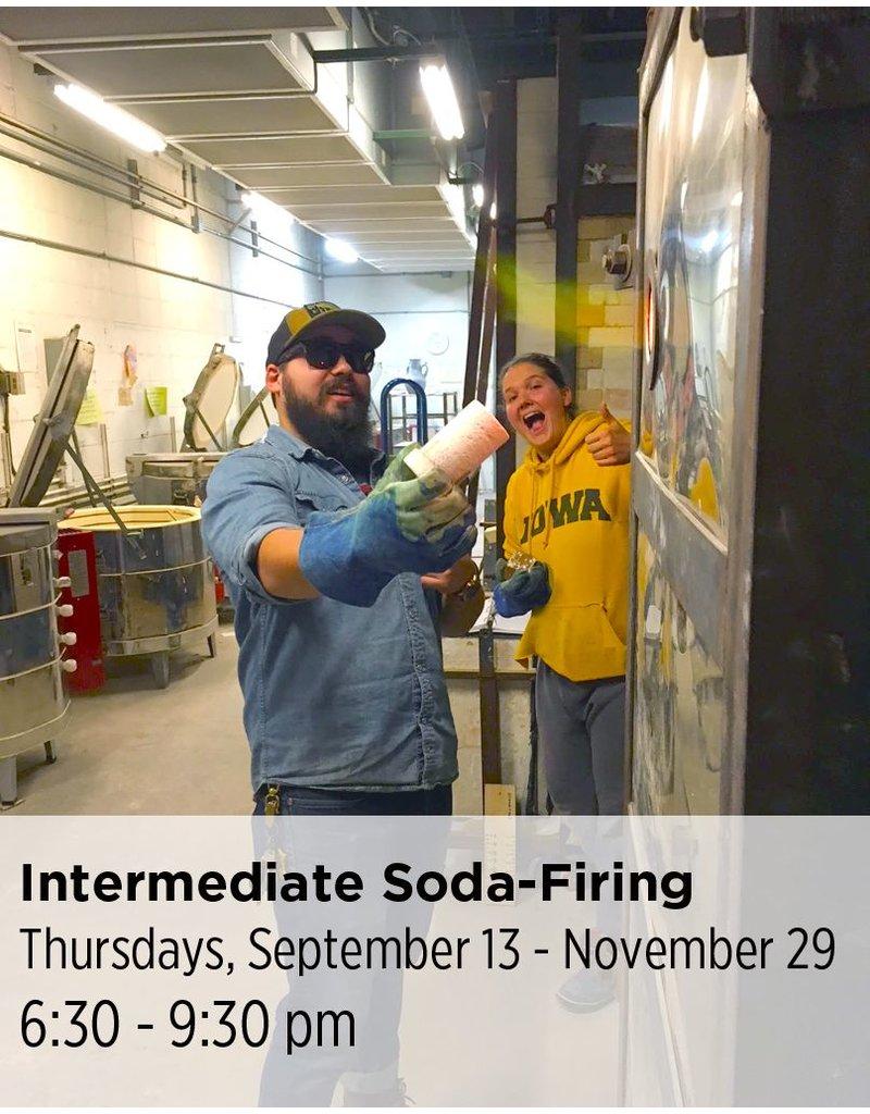 NCC Intermediate Soda-Firing Methods