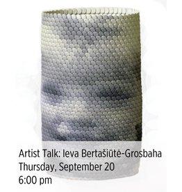 NCC Bertašiūtė-Grosbaha Artist Talk