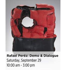 NCC Daylong Demo & Dialogue with Rafael Peréz