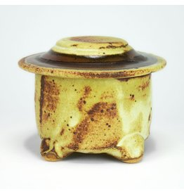 Guillermo Cuellar Footed butter keeper