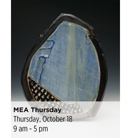 NCC MEA Thursday: Tiles, Majolica, and Glaze with Josh Blanc, Karin Kraemer, and Joel Froehle