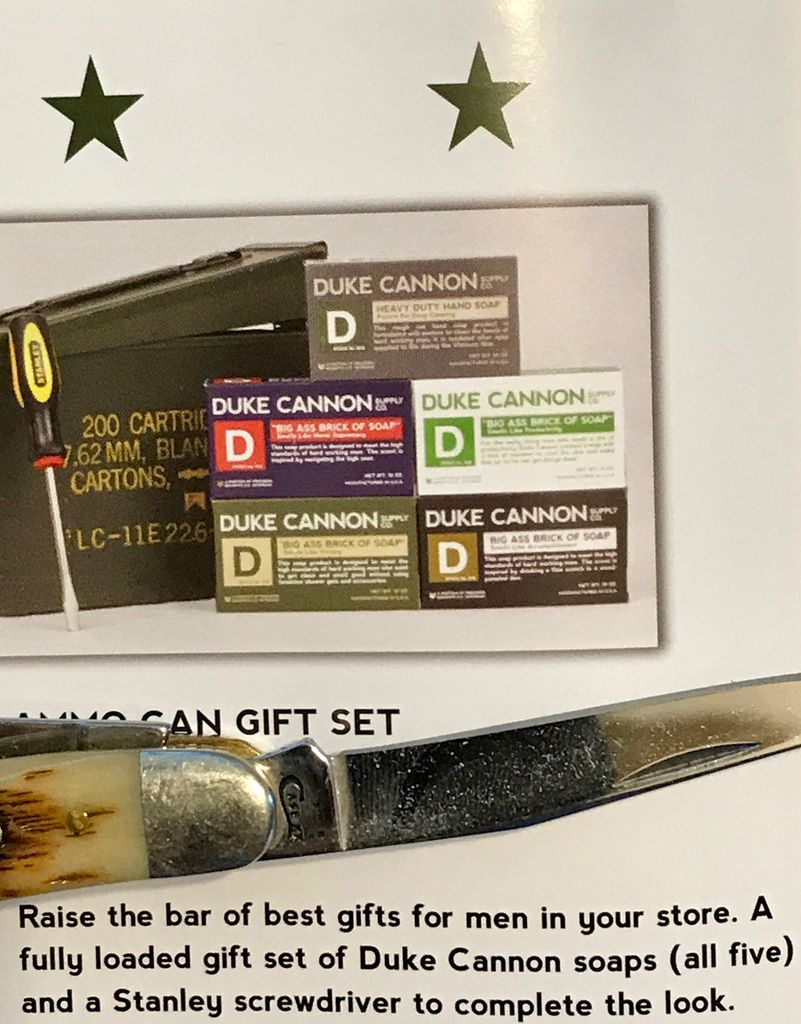 GIFTS AMMO CAN GIFT SET