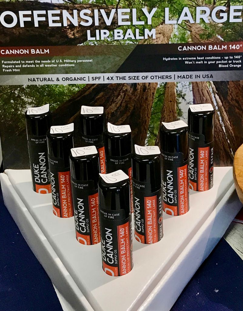 GIFTS CANNON BALM LIP