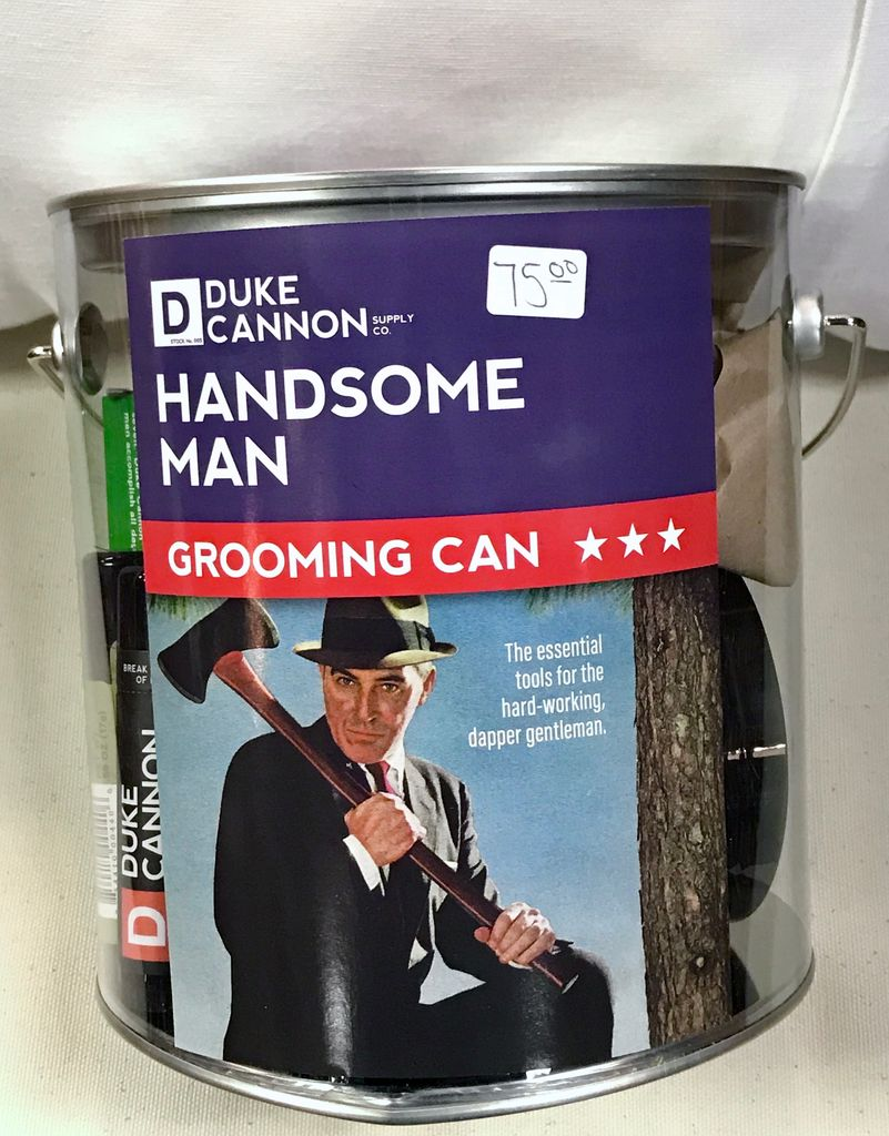 GIFTS HANDSOME MAN GROOMING