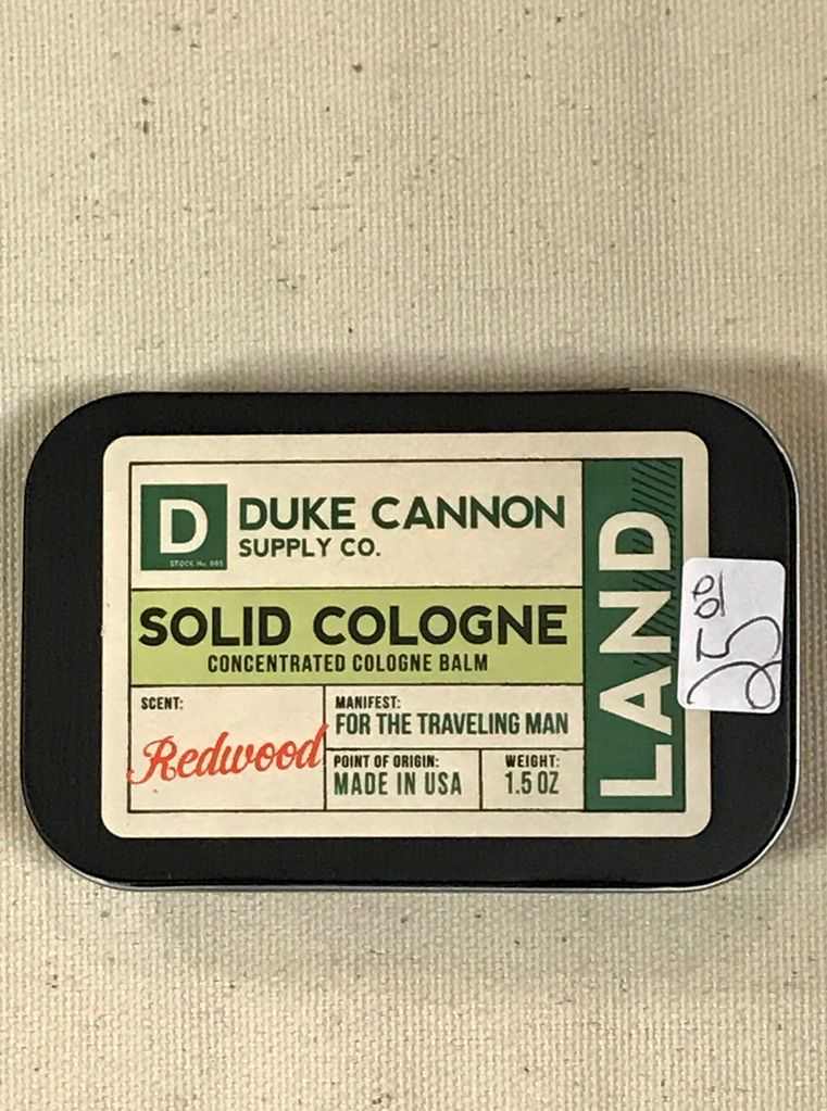 GIFTS SOLID COLOGNE-LAND